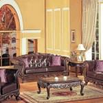 Italian Leather Living Room Sets