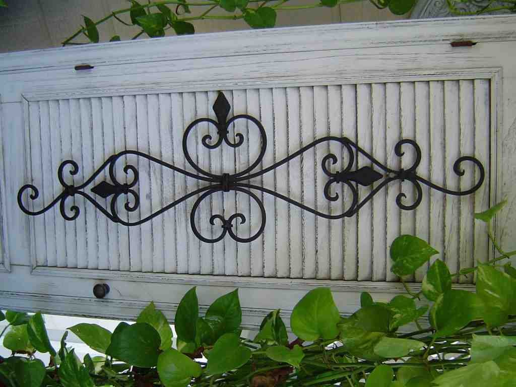 Wrought Iron Wall Decor Decor IdeasDecor Ideas