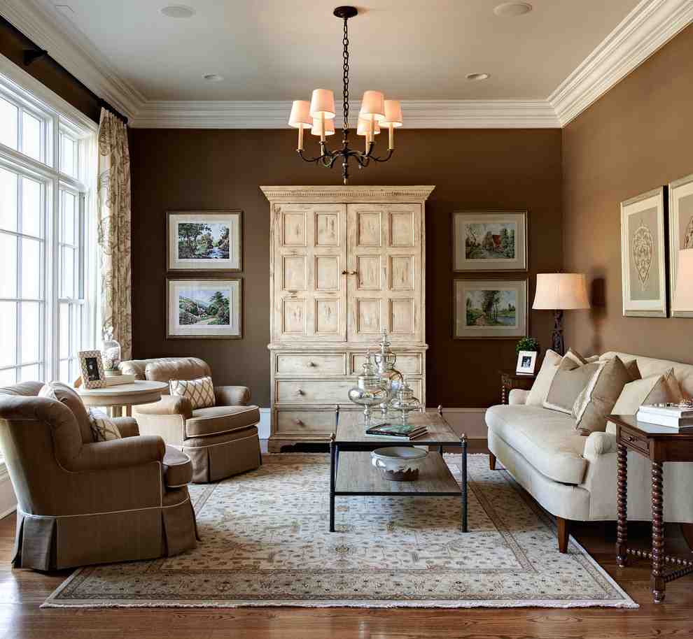 Living Room Area Rug Ideas