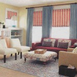 Living Room Country Curtains