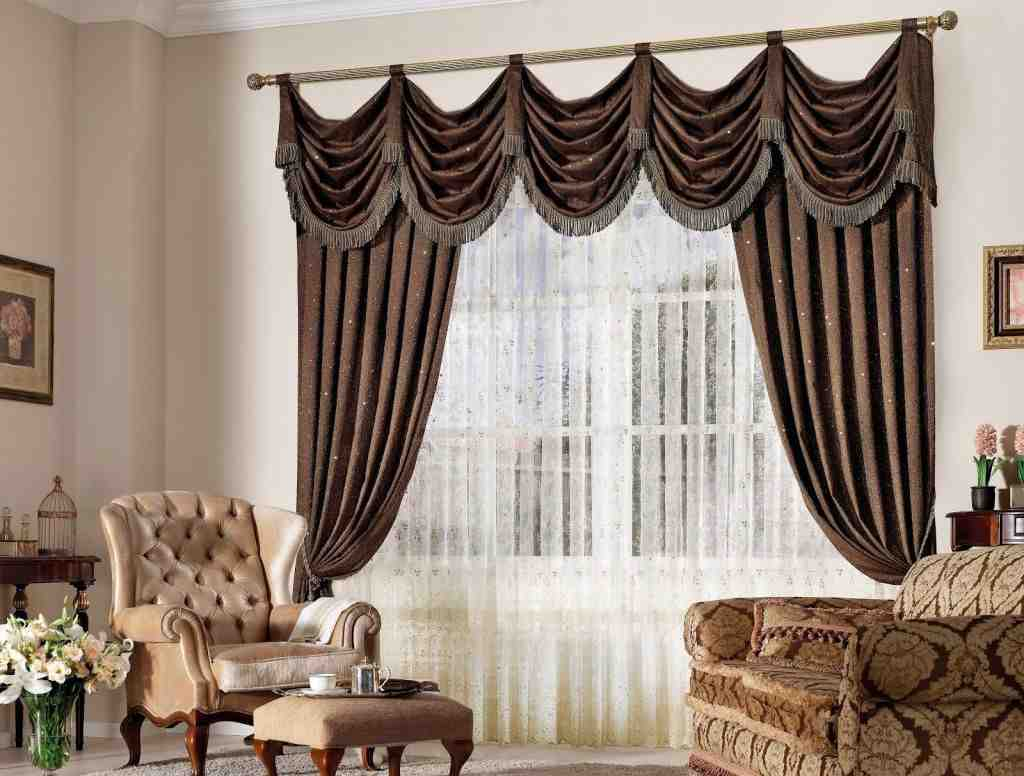 Living room window curtains ideas decor ideasdecor ideas for Curtain design for living room
