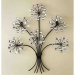 Metallic Wall Art Decor