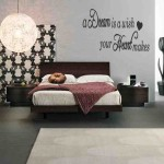 Modern Bedroom Wall Decor