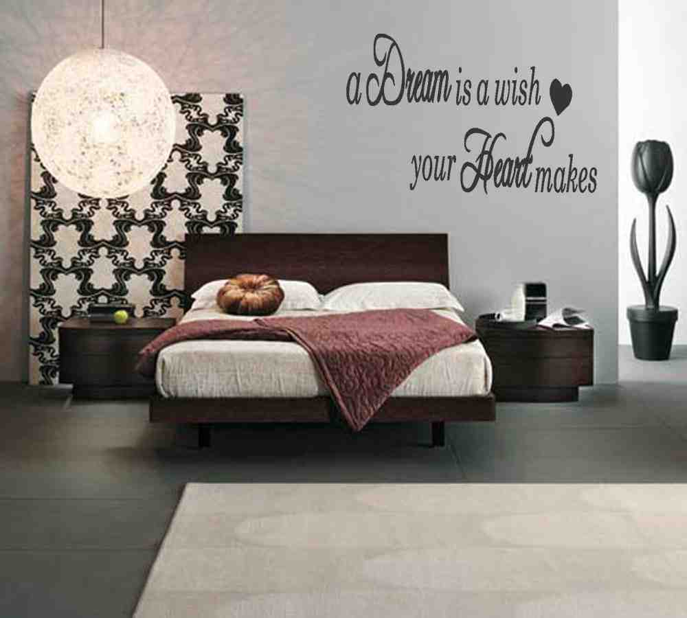 Modern Bedroom Wall Decor