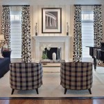 Modern Curtain Panels for Living Room