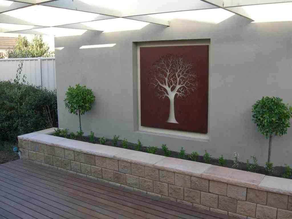 Outdoor Wall Decor Ideas - Decor IdeasDecor Ideas