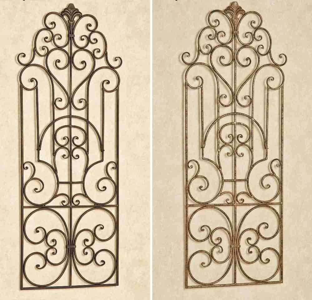 outdoor wrought iron wall decor decor ideasdecor ideas