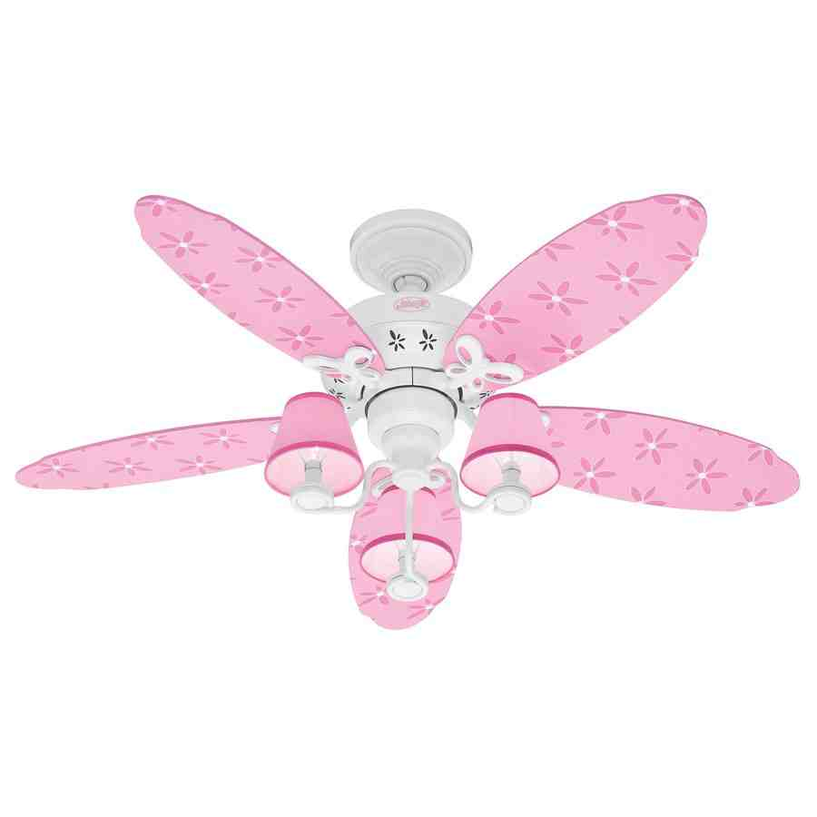 Pink Chandelier Ceiling Fan Decor Ideasdecor Ideas