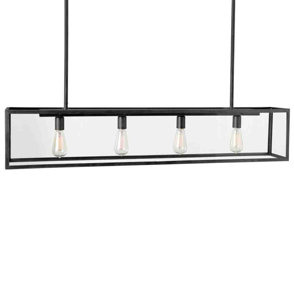Rectangular Pendant Chandelier