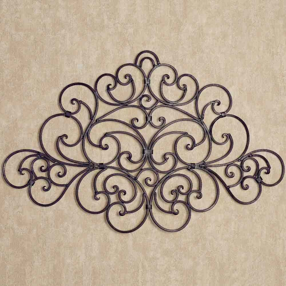 Rustic Wrought Iron Wall Decor IdeasDecor Ideas