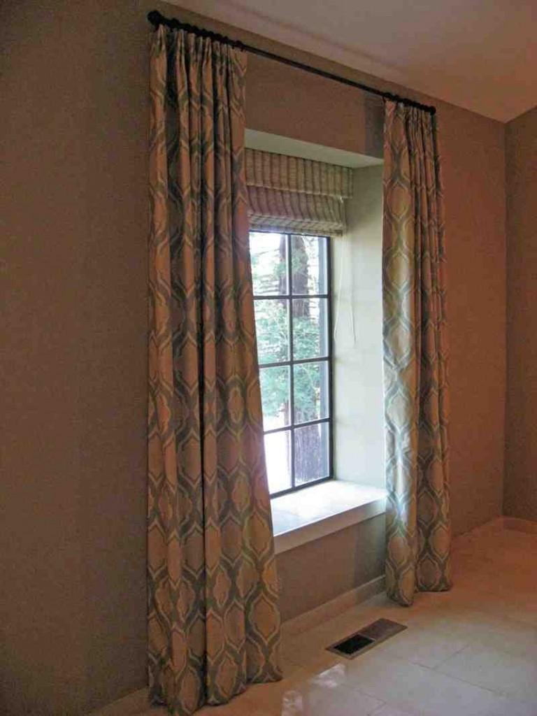 Small Living Room Curtain Ideas
