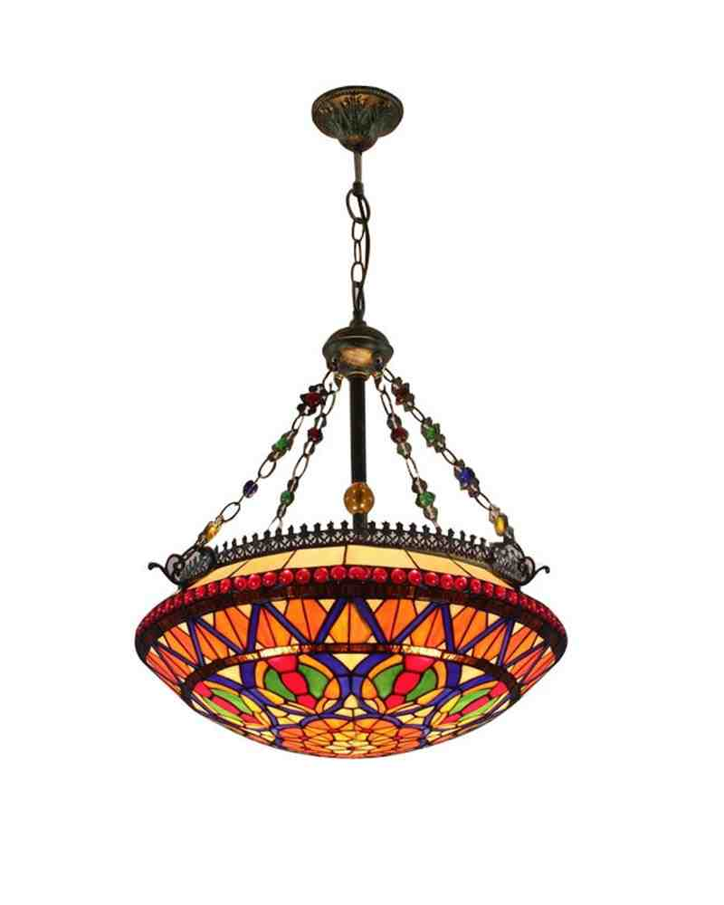 Tiffany Pendant Chandelier