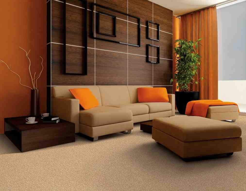 Wall color combinations for living room decor ideasdecor for Family room picture wall