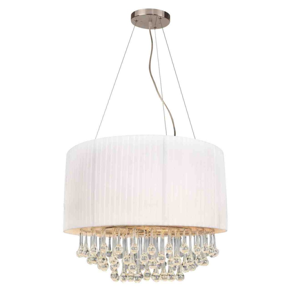 White Pendant Chandelier