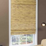 Woven Bamboo Blinds