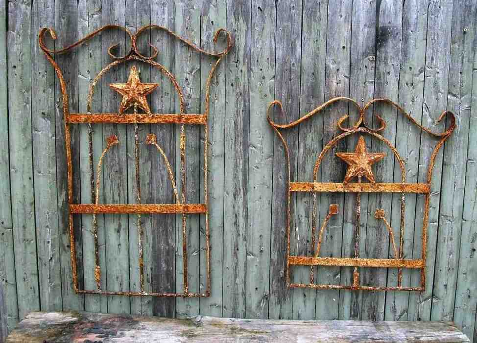 Wrought Iron And Wood Wall Decor Decor Ideasdecor Ideas