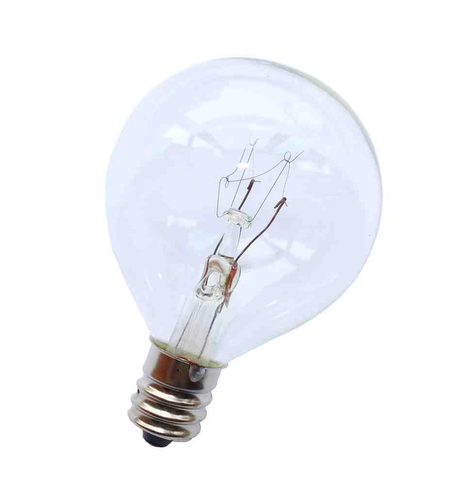 5 Watt Candelabra Base Bulb