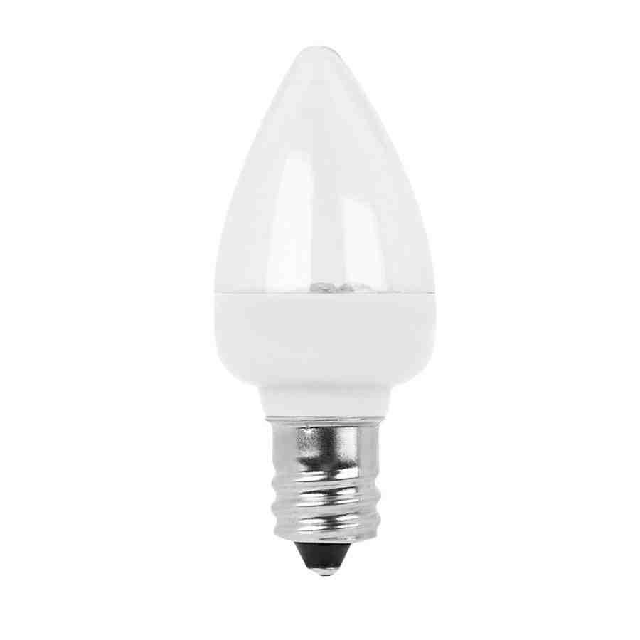 75 Watt Candelabra Bulb