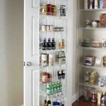 Adjustable Pantry Shelving