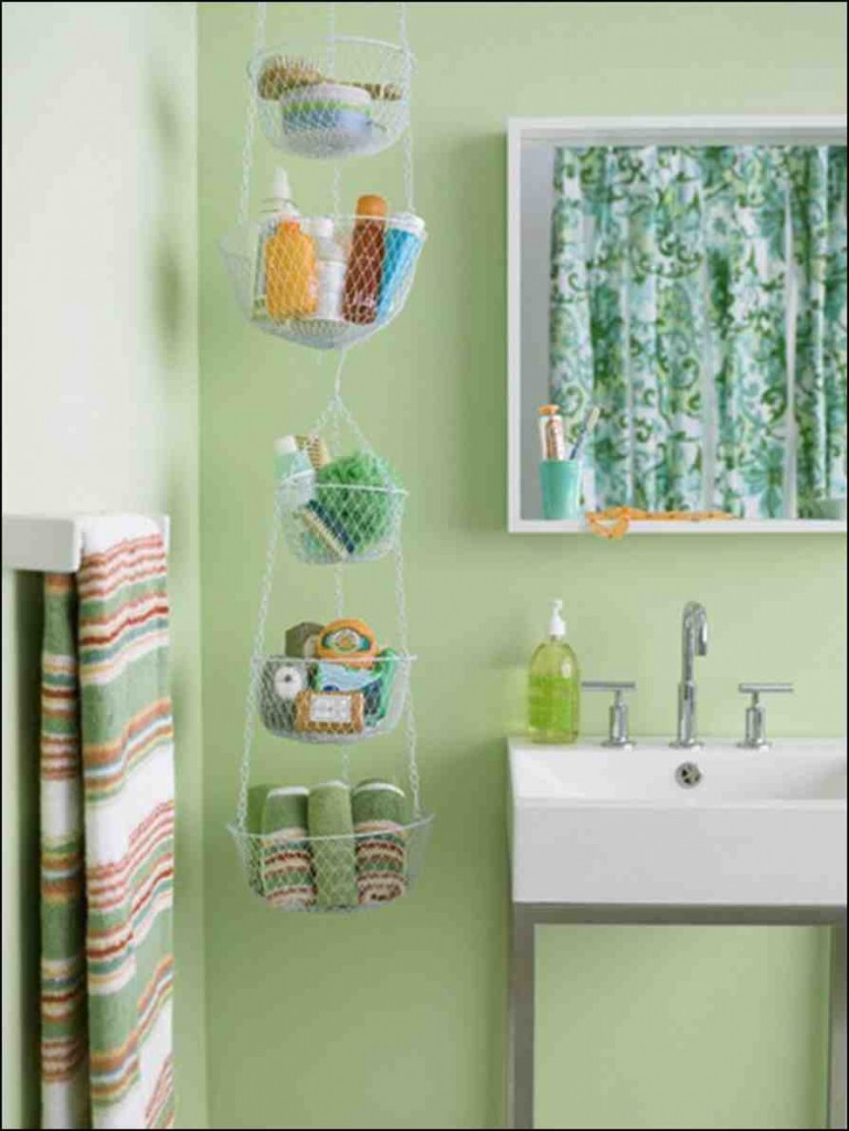 Bathroom Towels Decoration Ideas