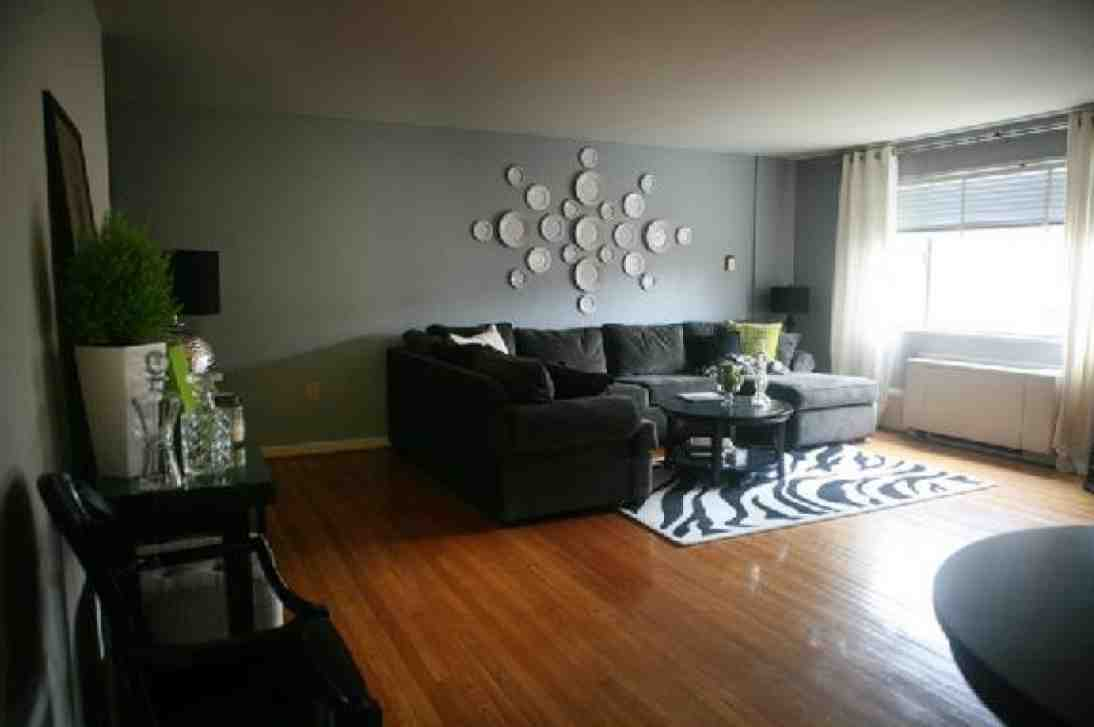 Best grey paint color for living room