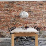 Brick Wall Decoration Ideas