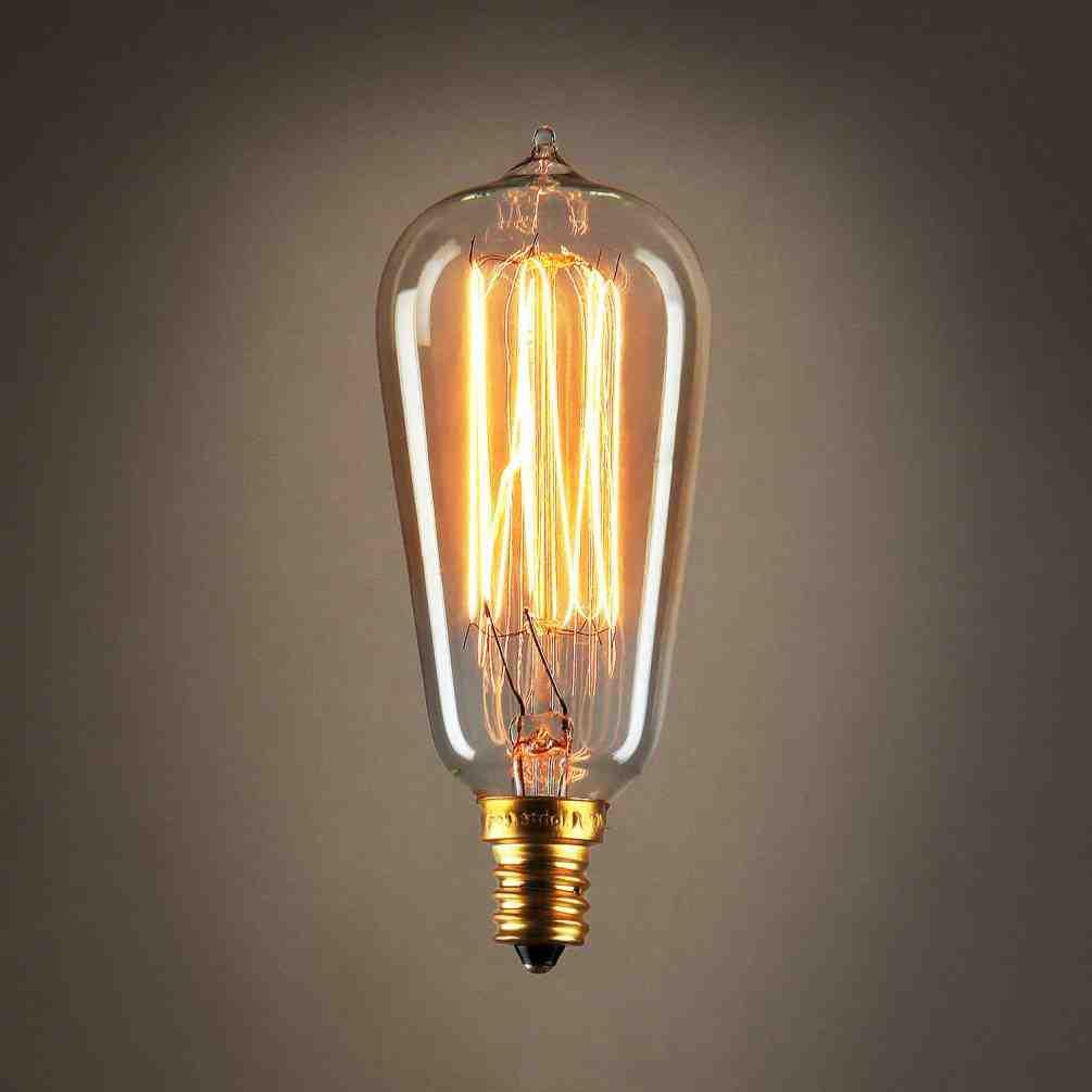 Candelabra Edison Bulbs
