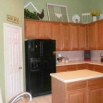 Colors for Kitchens with Oak Cabinets