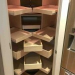 Custom Pantry Shelving