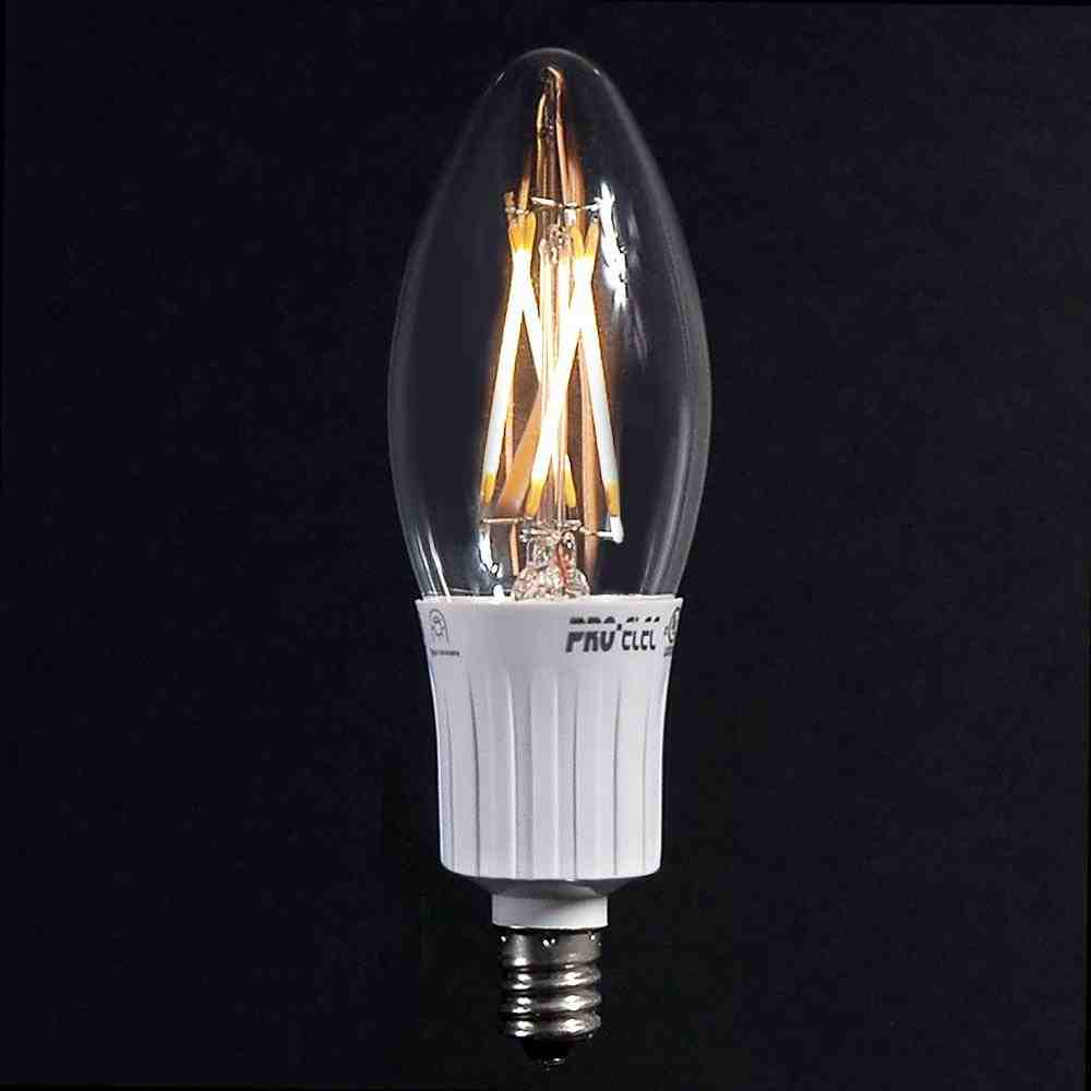 Dimmable Led Candelabra Bulbs