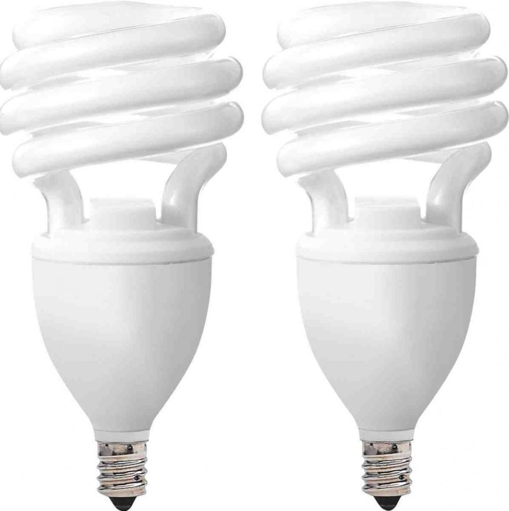 Fluorescent Candelabra Bulbs