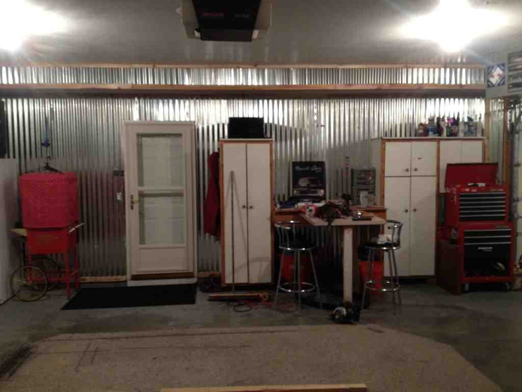 Garage Wall Covering Ideas Decor Ideasdecor Ideas