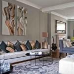 Gray Wall Decor Ideas