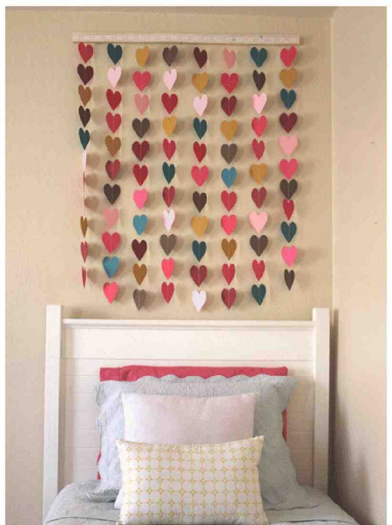 Homemade Wall Decor Ideas