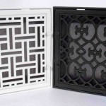 Indoor Wall Air Conditioner Cover