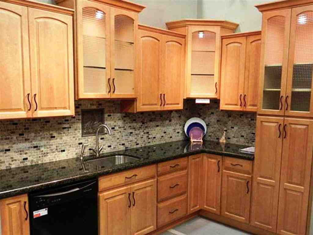 Design Ideas For Kitchens With Oak Cabinets ~ Kitchen designs with oak cabinets decor ideasdecor ideas