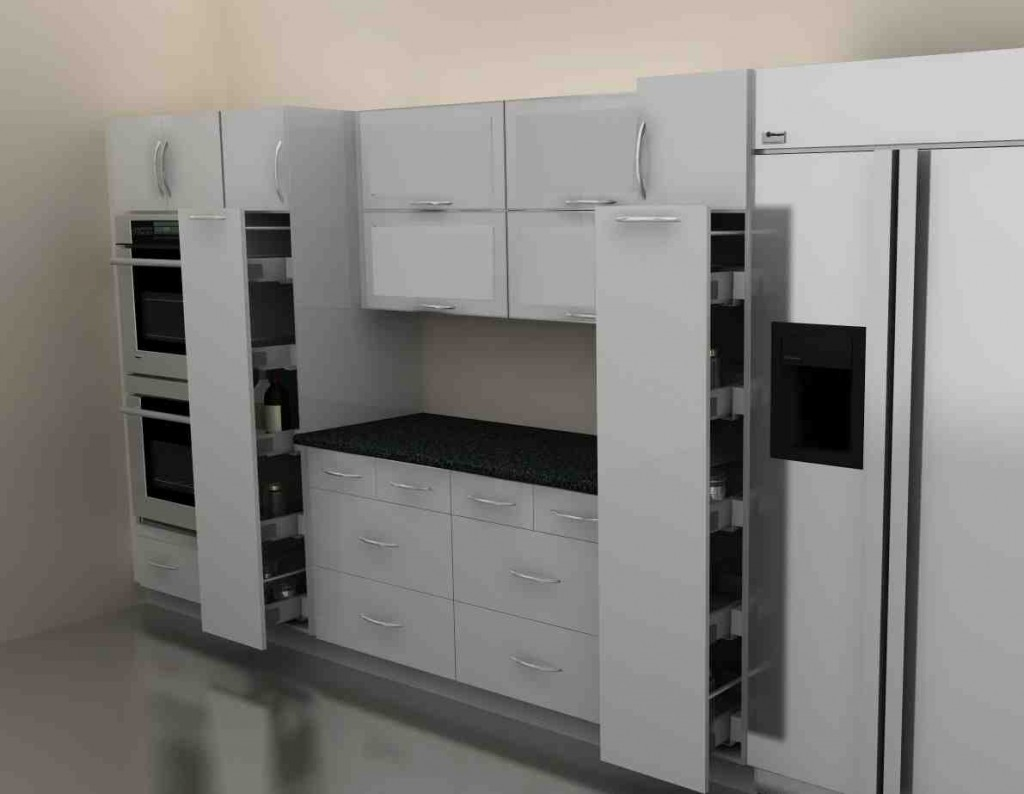 Kitchen Pantry Shelving Units