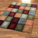 Large Square Area Rugs