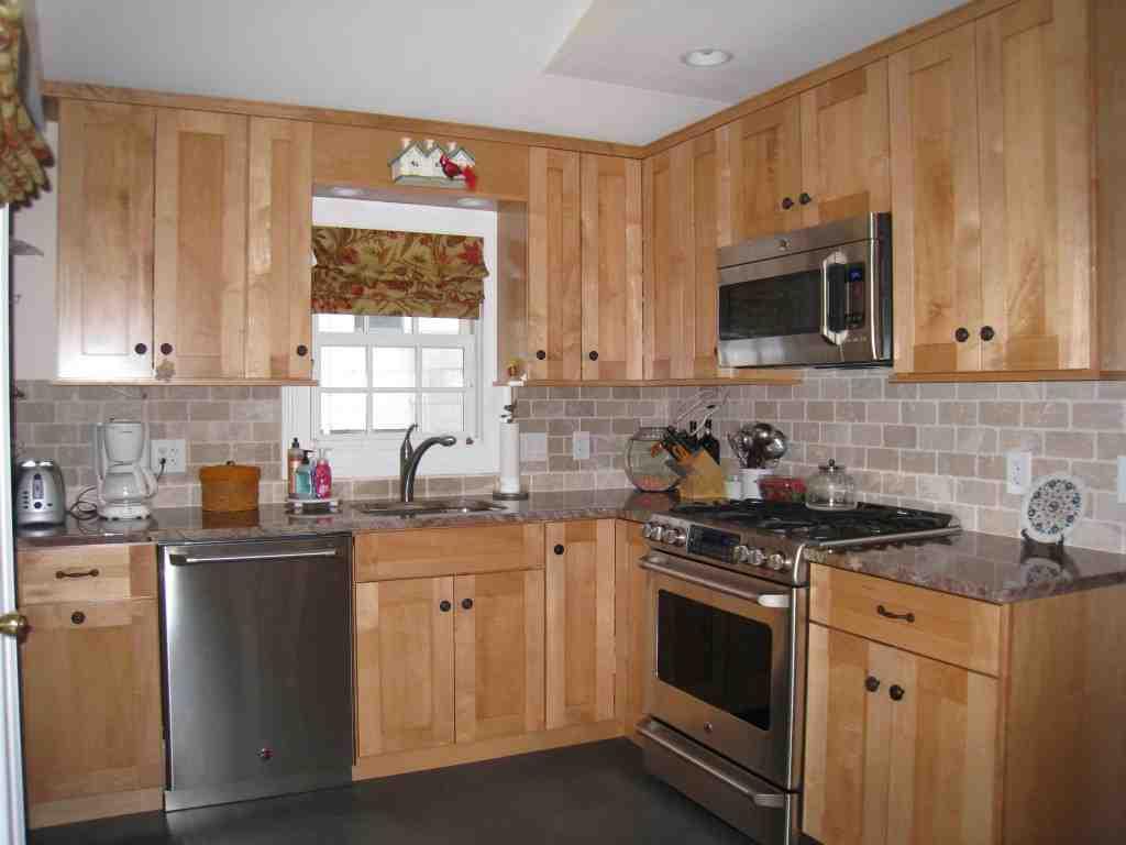 natural oak kitchen cabinets  decor ideasdecor ideas