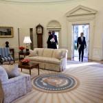 Obama Oval Office Decor