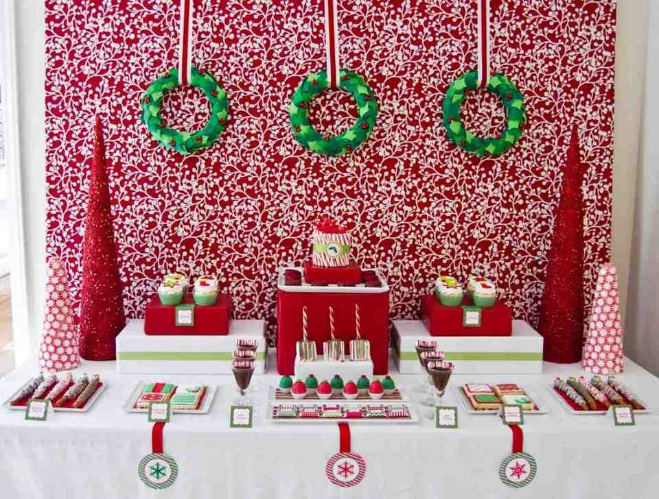 Decorating Ideas > Office Christmas Party Decorations  Decor IdeasDecor Ideas ~ 091232_Christmas Decorations For An Office Party