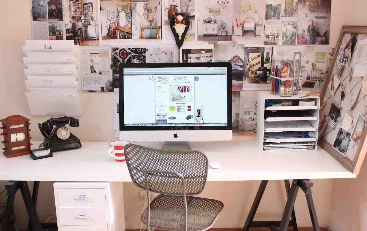 chic diy home office desk setup ideas diy home office ideasjpg home office office decor ideas chic home office design