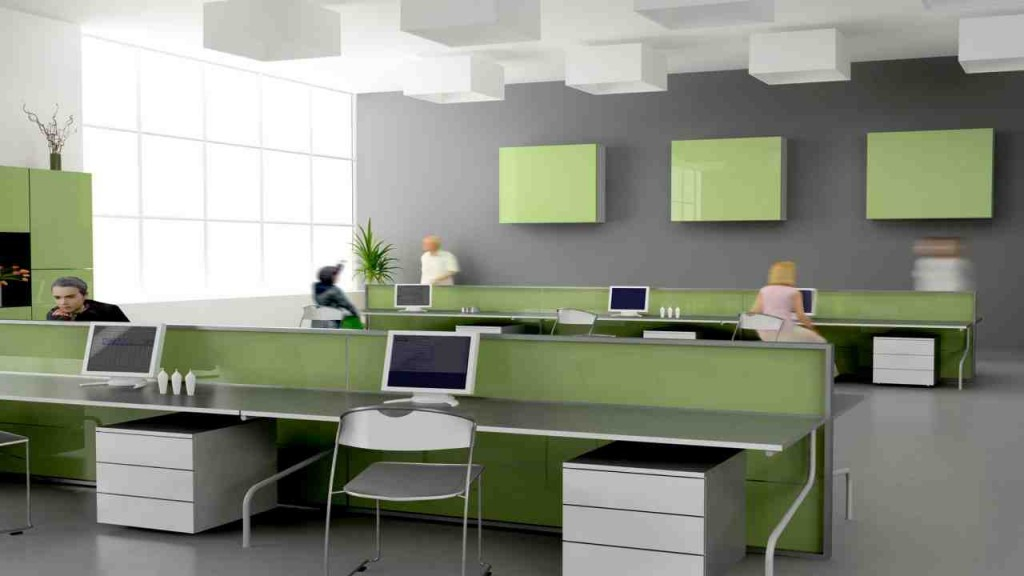 Office Space Decorating Ideas