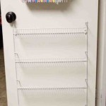 Pantry Door Shelves