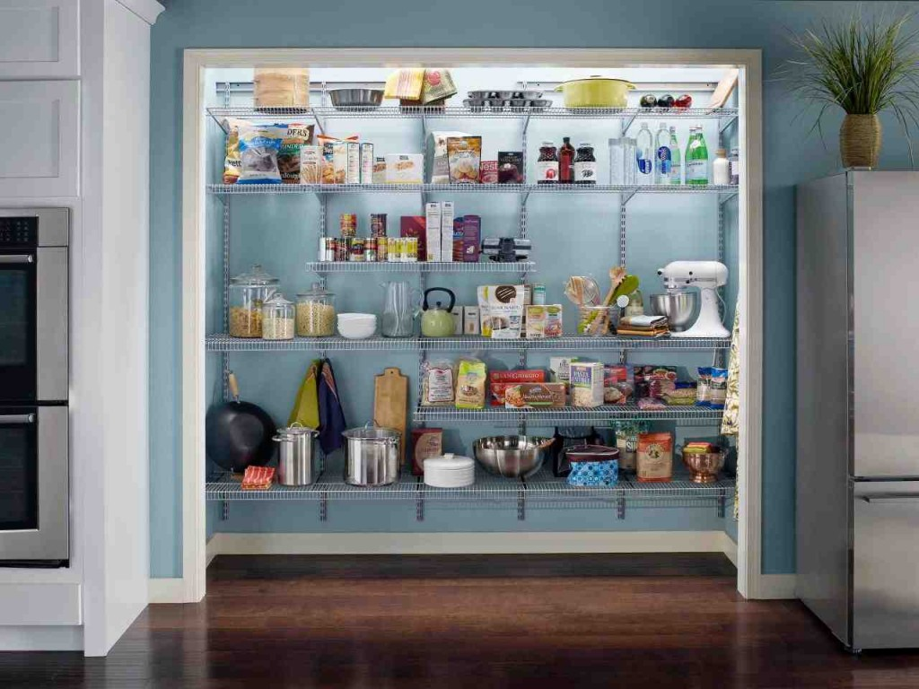 Pantry Shelves Ideas