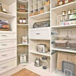 Pantry Shelving Design