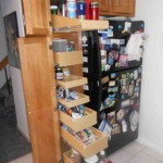 Roll Out Pantry Shelves