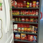 Roll Out Shelves for Pantry