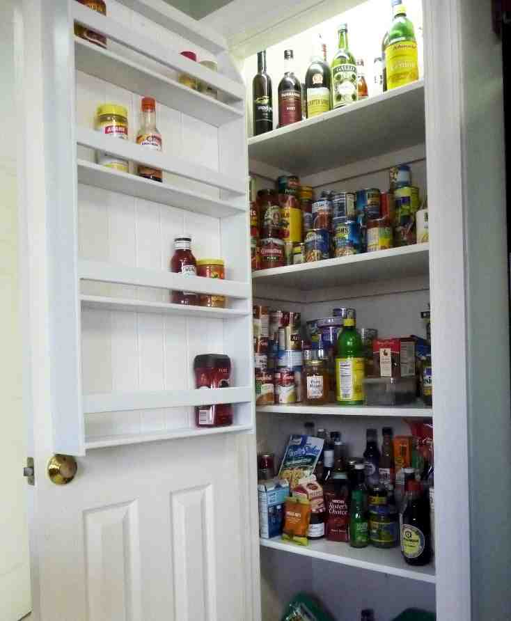 Shelving Ideas For Pantry Corner Pantry Shelving Systems: Rubbermaid Pantry Shelving