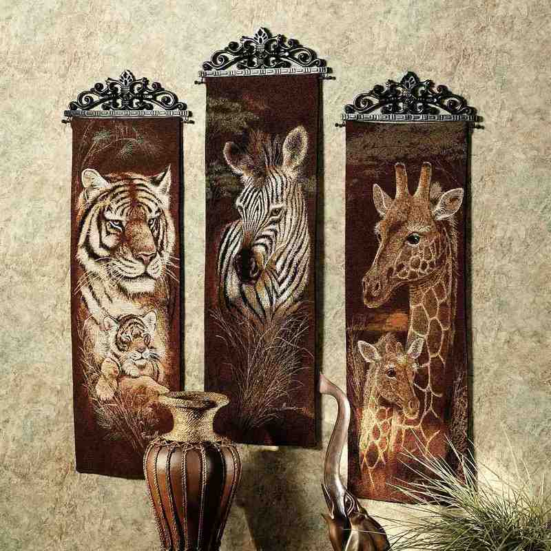 Safari bathroom decor decor ideasdecor ideas for Animal themed bathroom decor